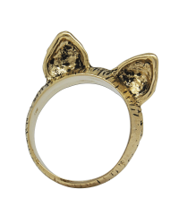 Cat Ears Ring