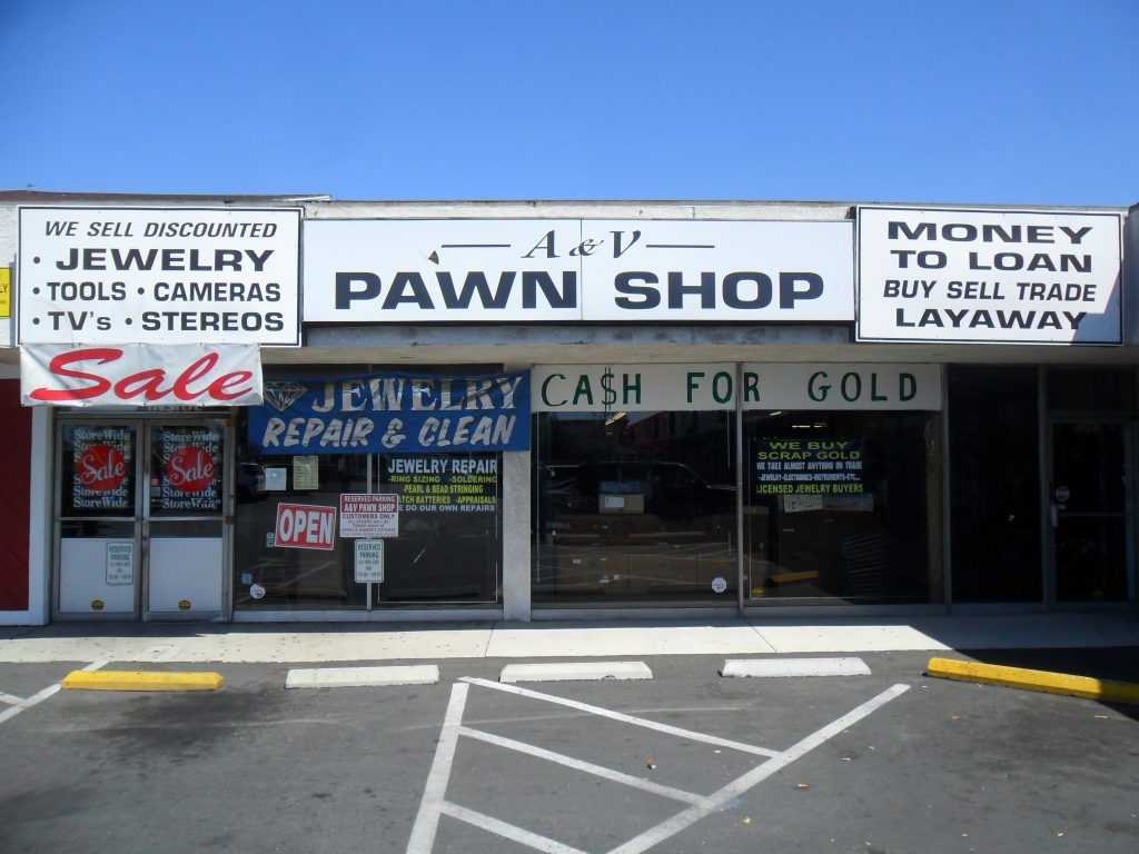 A&V Pawn Shop - Best Pawn Shop in the City of Long Beach