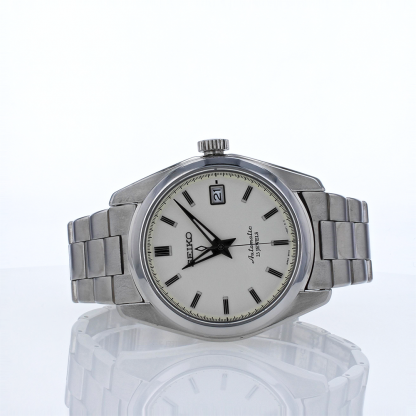 Seiko Automatic Stainless Steel Watch