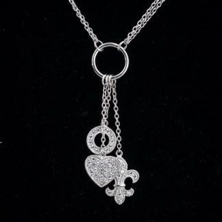 Joseph Esposito Charm Necklace